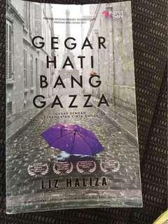 Novel Gegar Hati Bang Gaza