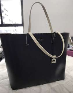 Authentic Kate Spade Black Tote