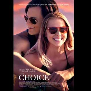 [Rent-A-Movie] THE CHOICE (2016)