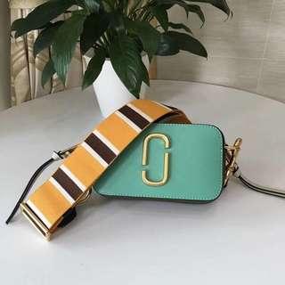 Marc Jacobs Snapshot Camera Bag- pastel green