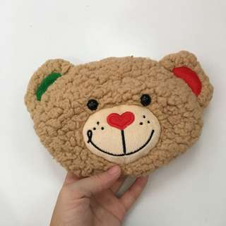 Small Bear Pouch