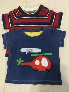 Mothercare T-shirt 0 to 3 months 23