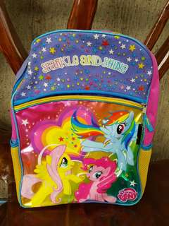 "My Little Pony 16"" Girls Backpack"