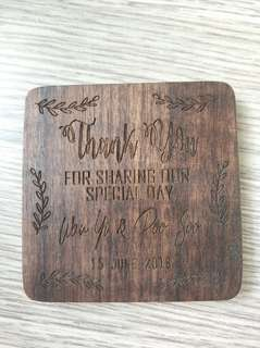 Personalized Wedding Guest Gift