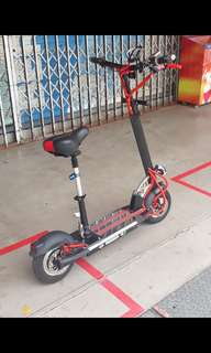 10 inches E-scooter