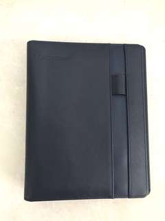 Credit Suisse Planner (refillable papers)