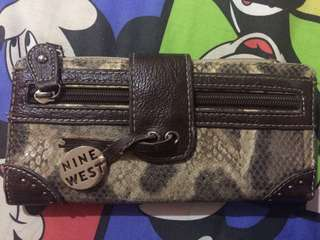 Authentic Pre Loved Nine West Wallet