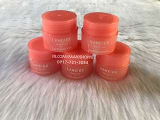 Laneige Lip Sleeping Mask (Sample Size)