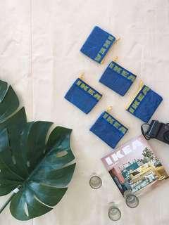 《代購》IKEA LOGO 零錢包