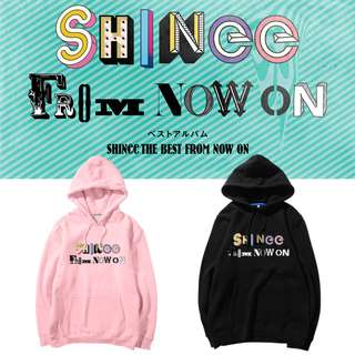 SHINee THE BEST FROM NOW ON Hoodie