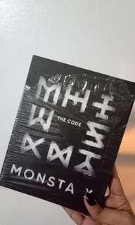 Monsta X The Code De:Code Album