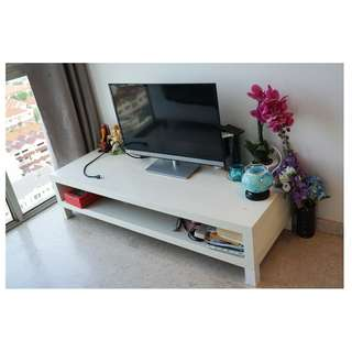 Moving Out Sale!!!! TV console - White