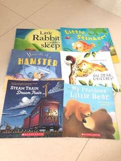 Children books - various titles