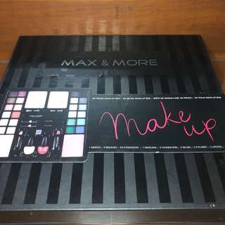RUSH SELLING!!! MAX & MORE Make up (negotiable)