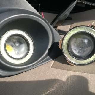 Car 3inch universal LED Fog lamp.