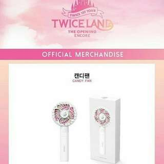 [OFFICIAL] TWICE MERCHANDISE: CANDY FAN
