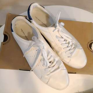 ZARA shoes - White (worn twice)