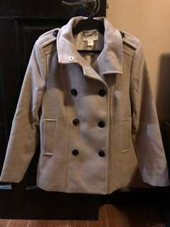 Authentic H&M  Winter Trench Coat
