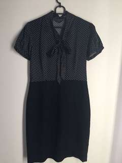 The Executive Dress (Exclude Belt)