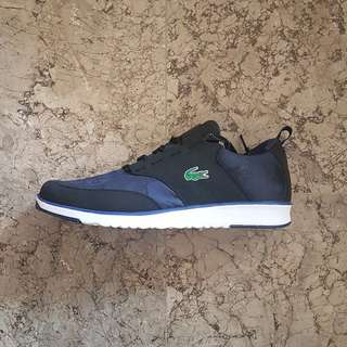 sepatu lacoste shoes sneakers original navy bukan zara pedro aldo hush puppies nike