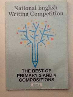 The best of primary 3 and 4 compositions (2)