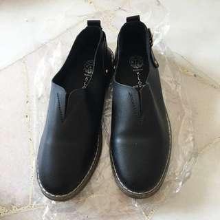 Black Oxford Formal Shoes