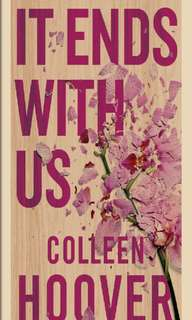 Ebook It Ends With Us by Colleen Hoover