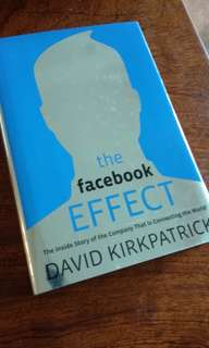The facebook effect - david kirkpatrick