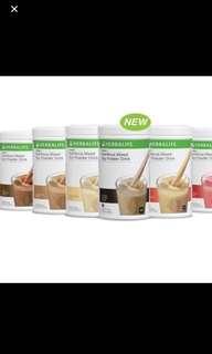 Herbalife shake/formula 1