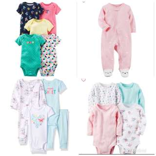 Newborn Baby Girl Items