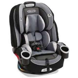 Graco 4ever allin1 Car Seat - Cameron