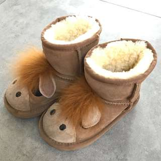 UGG Boots Cute Horse Design
