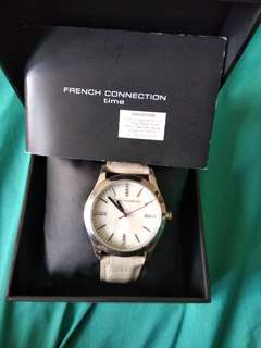 French Connection Watch(fast deal at 40)