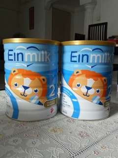 Einmilk 2 follow on formula milk