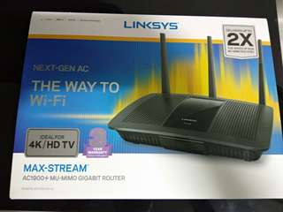 LINKSYS EA7500 - ROUTER