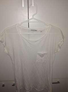 White country road tshirt