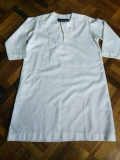 jubah putih