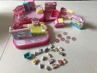 Hello Kitty supermarket set
