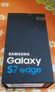 三星s7 edge Gold 32G