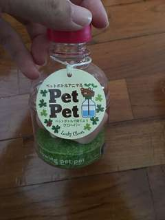 Pet Pet Lucky Clover