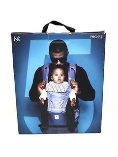 Pognae No.5 Waterproof Hipseat Baby Carrier