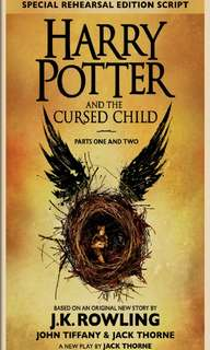 Ebook Harry Potter and The Cursed Child