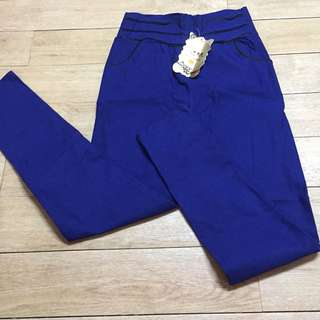 Brandnew blue pants