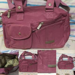 Original Crisan 3-way bag (hand bag, body bag and shoulder bag)