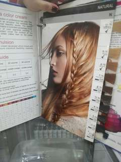 Hair Color Home Service