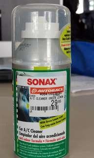 Sonax air con cleaner