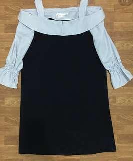 Terusan korean dress