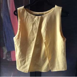 BN Simple Yellow Top