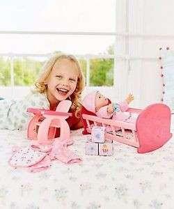 ELC Cupcake Baby Doll and Nurture Set