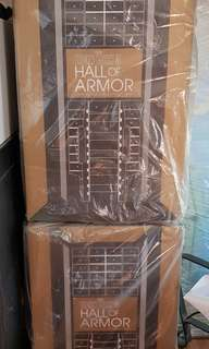 Hot Toys Hall of Armour